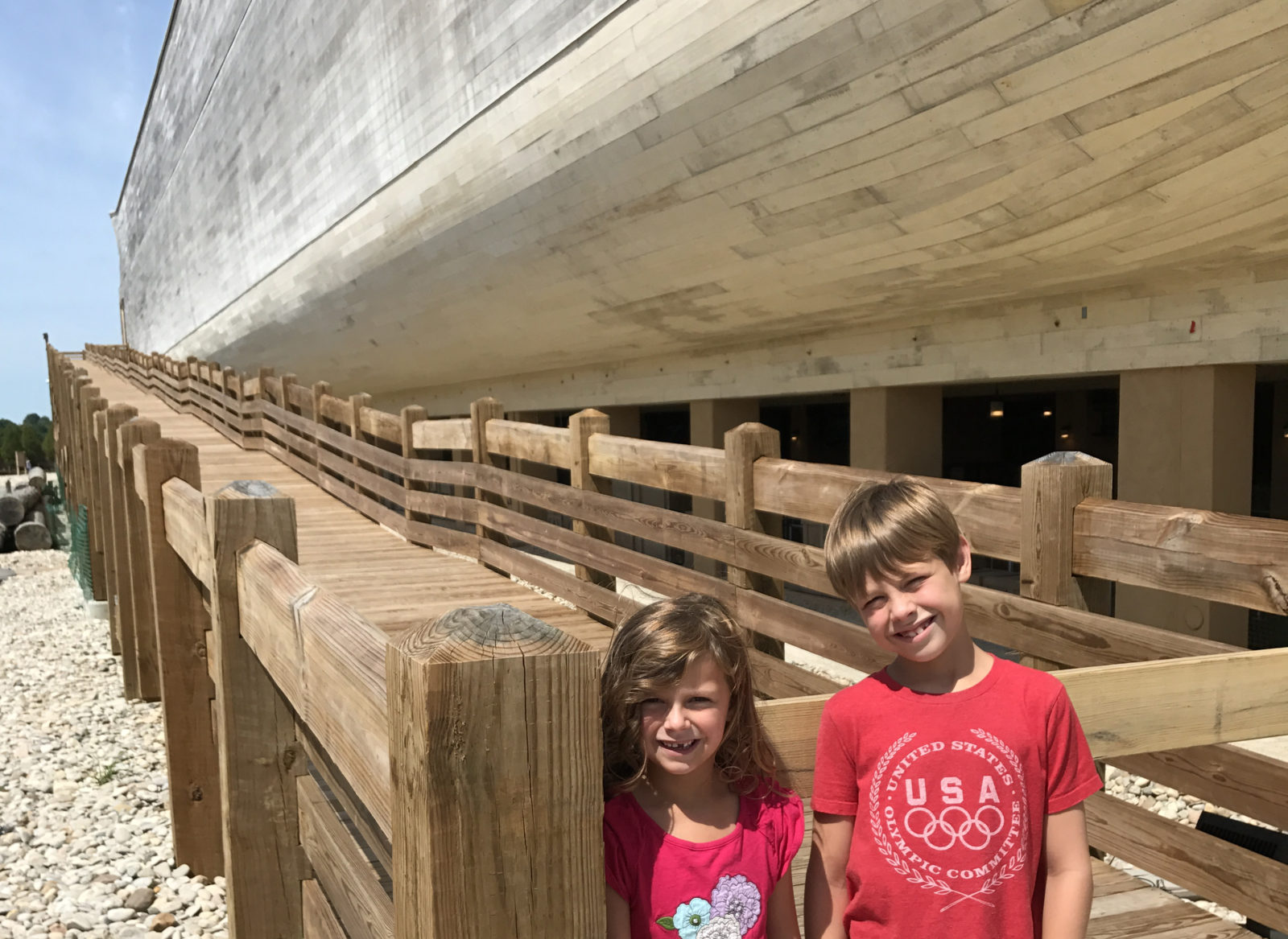 Why My Family Loved the Creation Museum